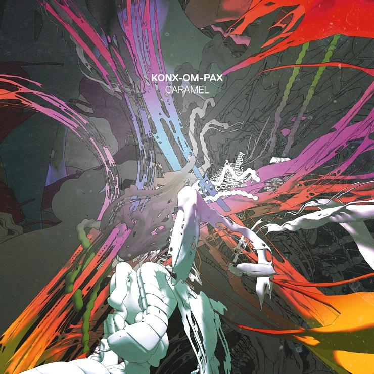 Konx-om-Pax 'Caramel' (album stream)