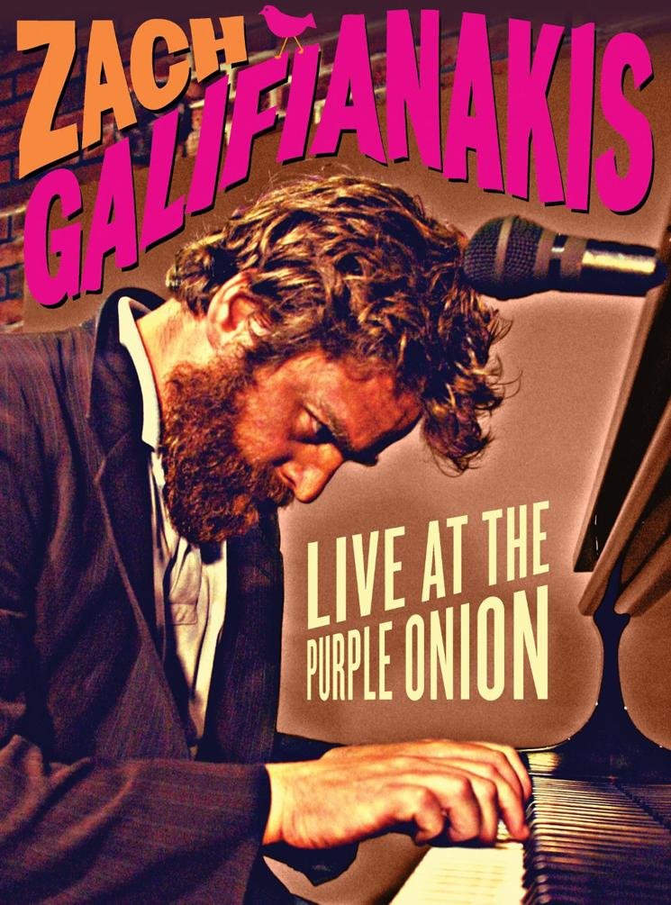 Zach Galifianakis Live at the Purple Onion
