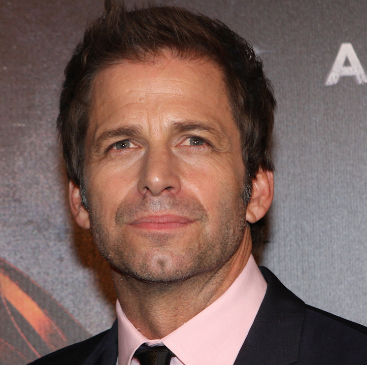 Zack Snyder Steps Down from 'Justice League' Following Daughter's Suicide