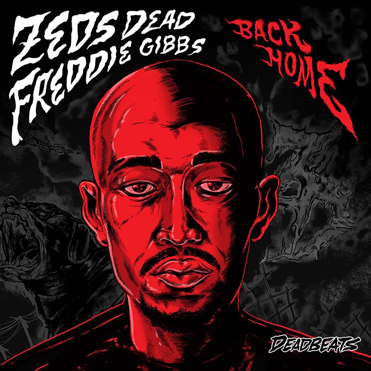 "Zeds Dead ""Back Home"" (ft. Freddie Gibbs)"