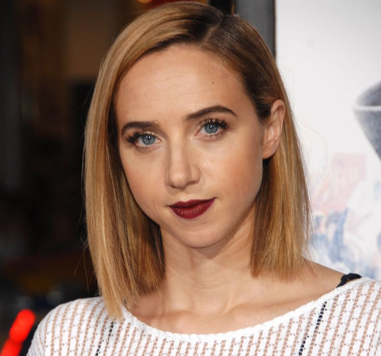 Zoe Kazan Describes Disgusting Sexual Harassment from Movie Producers