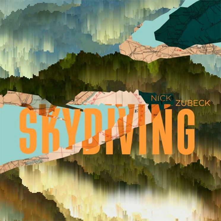 Nick Zubeck 'Skydiving' (album stream)