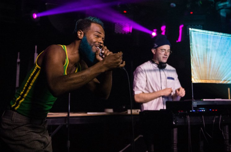 ​The Range / Rome Fortune Velvet Underground, Toronto ON, May 25
