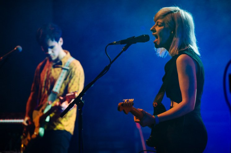 Alvvays The Danforth Music Hall, Toronto ON, December 11