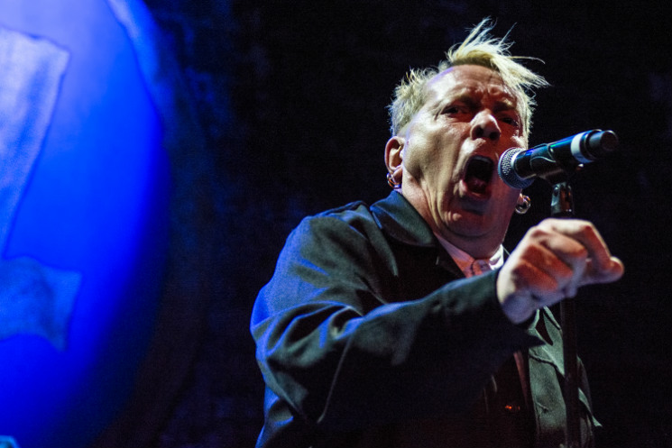 Public Image Ltd. Vogue Theatre, Vancouver BC, November 22