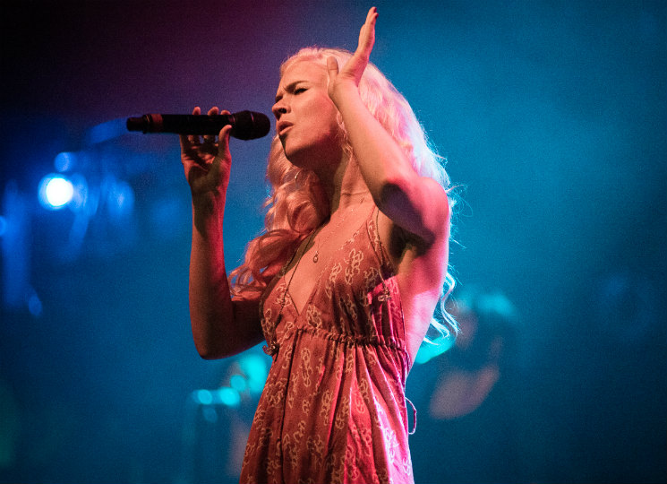 Joss Stone Danforth Music Hall, Toronto ON, June 26