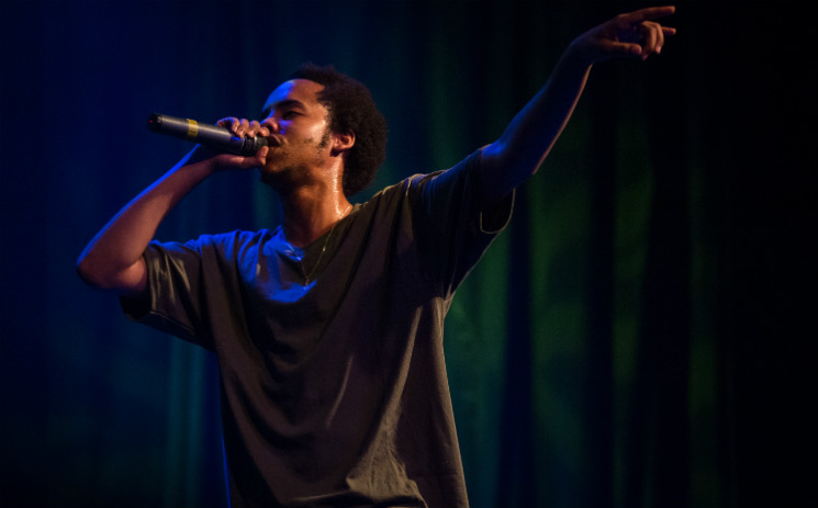 Earl Sweatshirt The Phoenix Concert Theatre, Toronto ON, August 16