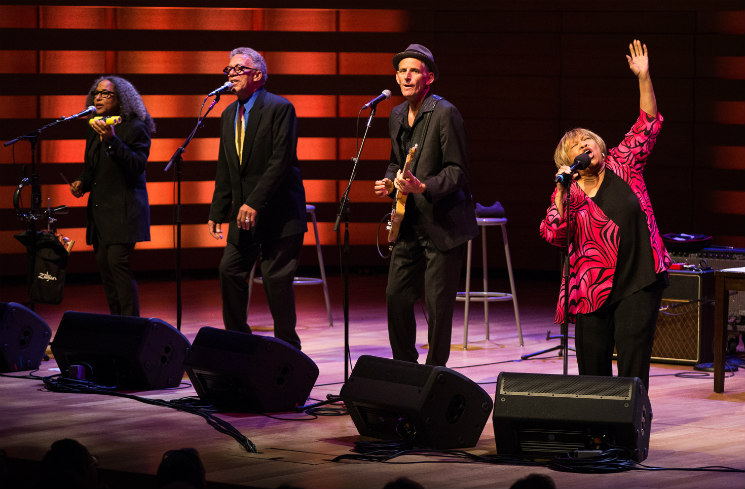 Mavis Staples Koerner Hall, Toronto ON, June 27