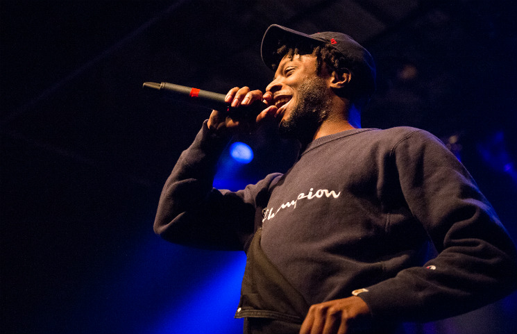 Isaiah Rashad Returns with 'Why Worry'