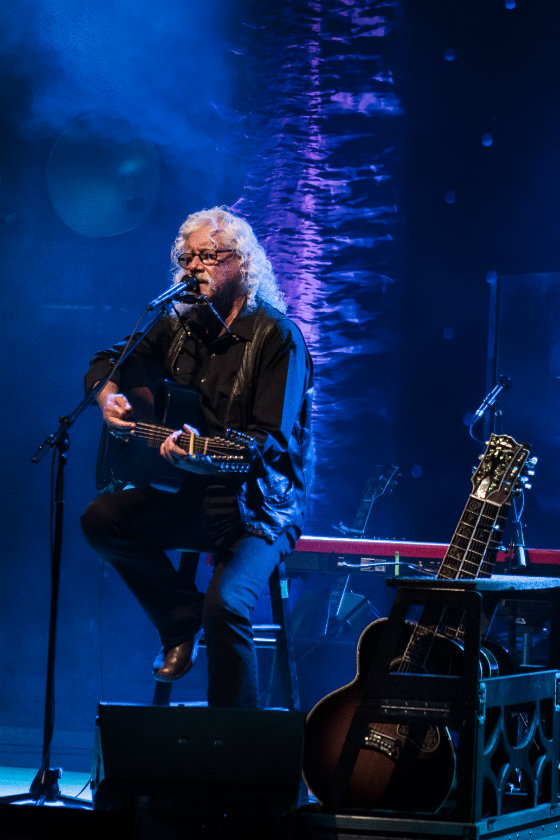 Arlo Guthrie / Sarah Lee Guthrie Chan Centre, Vancouver BC, April 21
