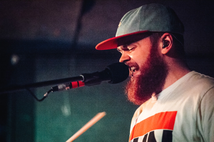 Jack Garratt The Garrison, Toronto ON, March 3