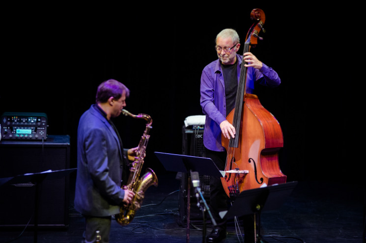 Dave Holland, Chris Potter, Lionel Loueke and Eric Harland Jane Mallett Theatre, Toronto ON, June 25