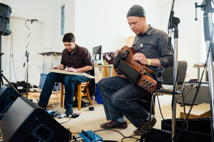 Snake Church Boarding House Arts, Guelph ON, April 9