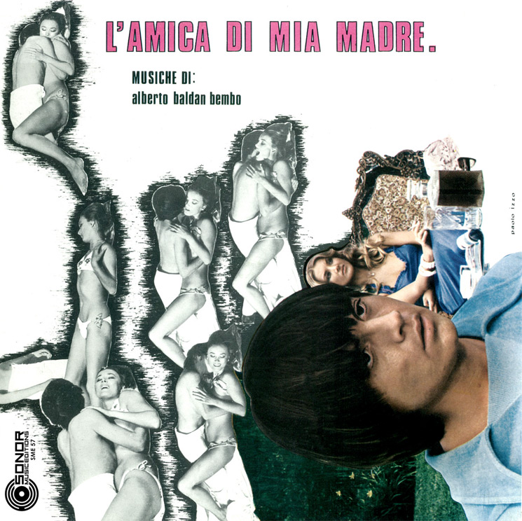 Alberto Baldan Bembo's Italian Cult Classic 'L'amica Di Mia Madre' Reissued
