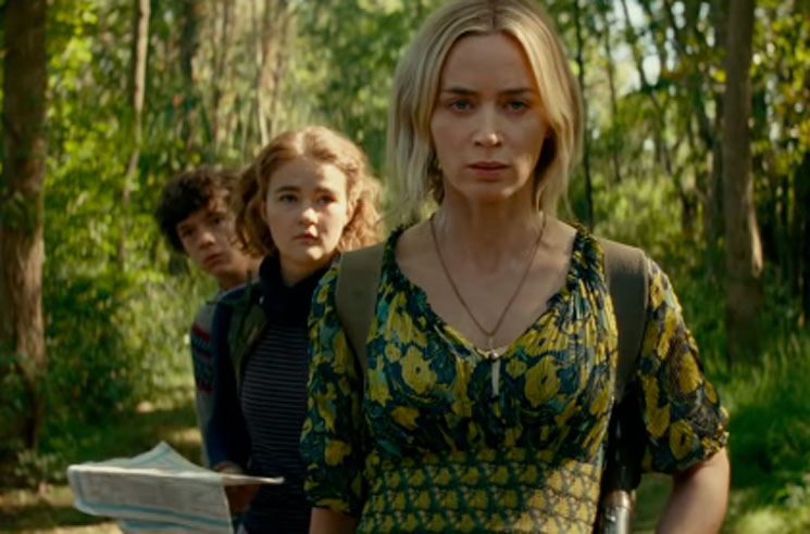 Here's Our First Glimpse of 'A Quiet Place Part II'