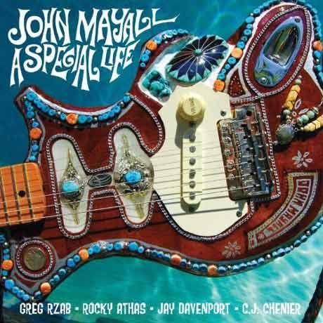 John Mayall A Special Life