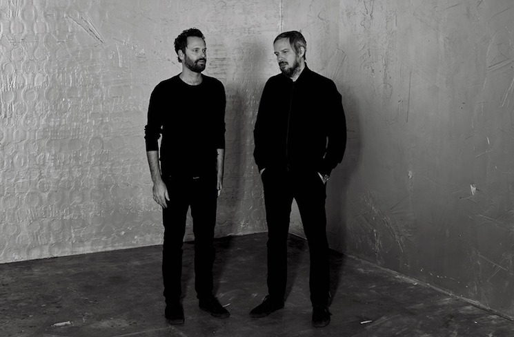 A Winged Victory for the Sullen Hit Montreal and Vancouver on World Tour