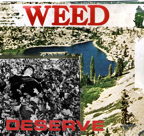 Weed Announce North American Dates Behind 'Deserve'