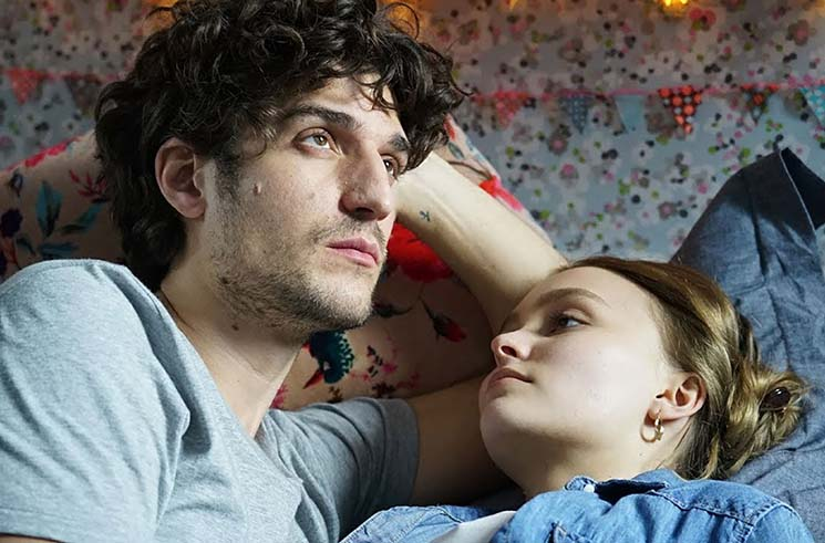 'A Faithful Man' Is an Exuberant and Unconventional Love Story Starring Louis Garrel, Laetitia Casta, Lily-Rose Depp