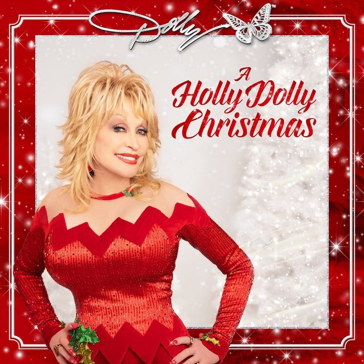Dolly Parton Gets Willie Nelson, Miley Cyrus, Jimmy Fallon for Christmas Album