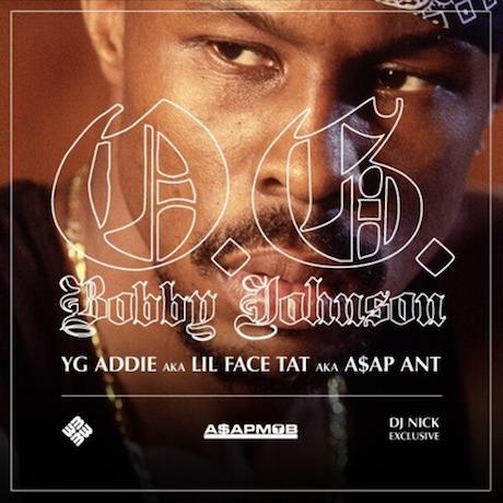 A$AP Ant 'O.G. Bobby Johnson' (freestyle)
