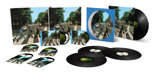 The Beatles' 'Abbey Road' Treated to 50th Anniversary Box Set