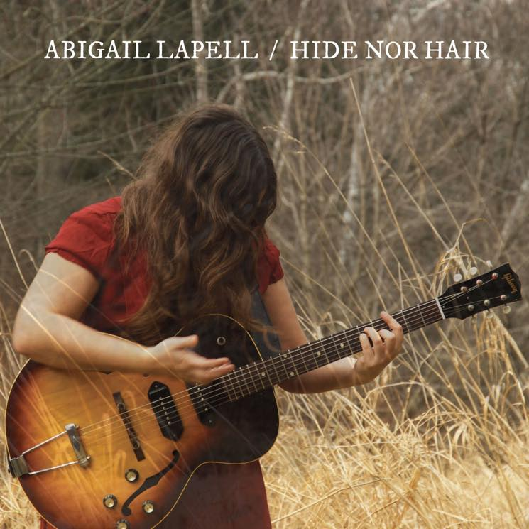 Abigail Lapell 'Hide Nor Hair' (album stream)