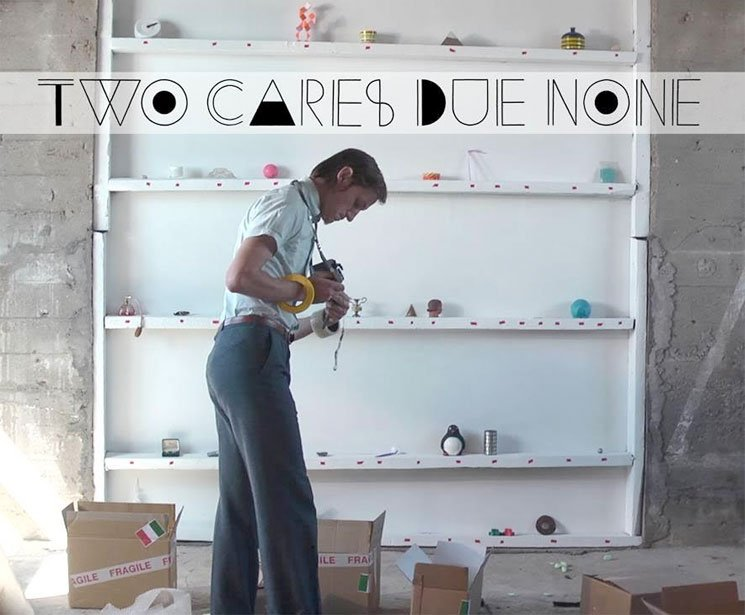 Absolutely Free Soundtrack Feature Film 'Two Cares Due None'