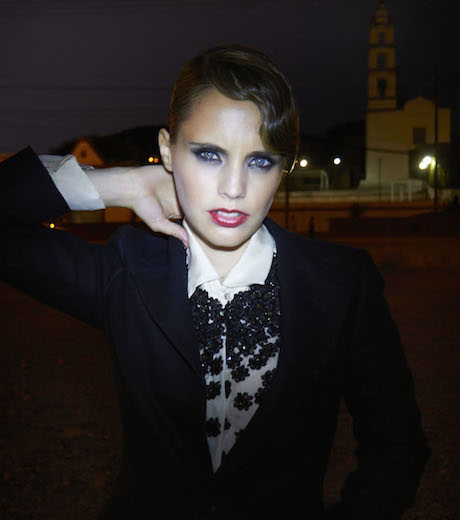 Anna Calvi Teams Up with David Byrne on 'Strange Weather' EP
