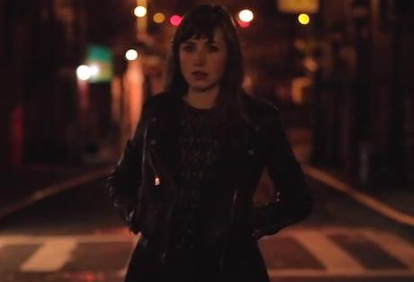 Anna Calvi 'Strange Weather' (ft. David Byrne) (video)