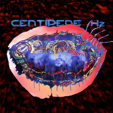 Animal Collective Reveal 'Centipede Hz' Album Cover