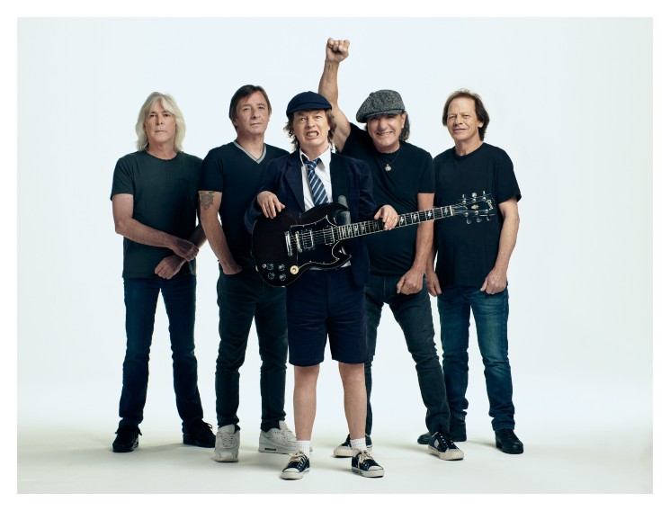 AC/DC Got 'Back in the Groove Again' Thanks to New Technology and Old Friends