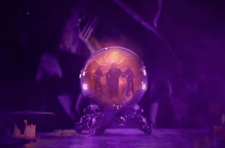 Watch AC/DC Get Trapped Inside a 'Witch's Spell' in Their New Video
