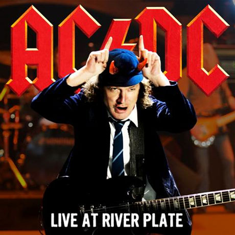 AC/DC Announce First Live Album in 20 Years