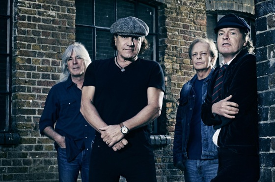 AC/DC's Catalogue Finally Added to Streaming Services