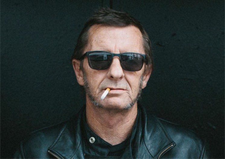 "AC/DC's Phil Rudd Speaks Out About Arrest: ""It Was a Mistake"""