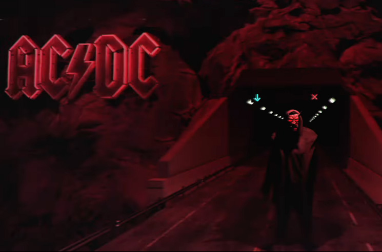 AC/DC Race the Highway to Hell in Their 'Demon Fire' Video