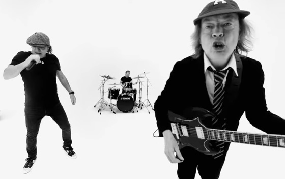 Watch AC/DC's New Video for 'Realize'