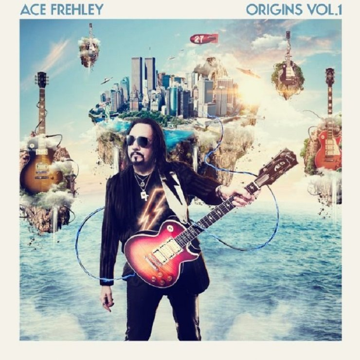 Ace Frehley Taps Paul Stanley, Slash, Lita Ford for 'Origins Vol. 1'