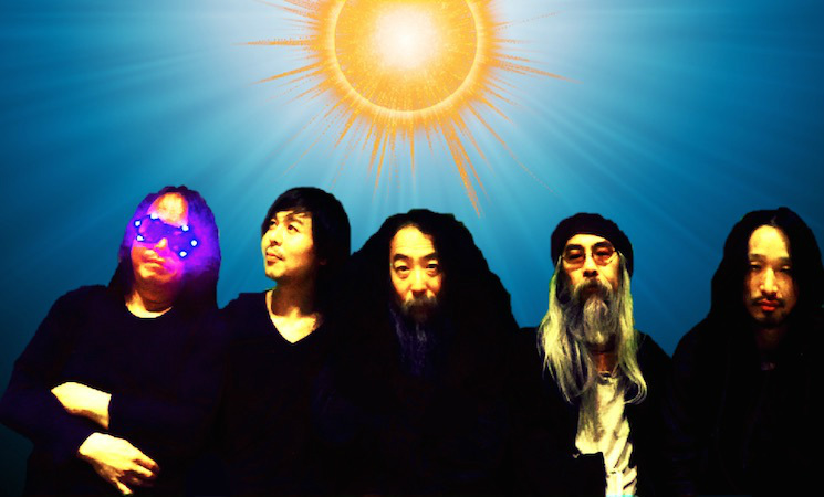 Acid Mothers Temple Reveal North American Spring Tour