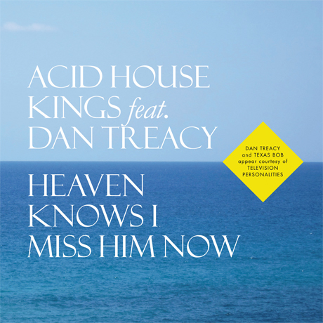 Acid House Kings Team Up with Television Personalities' Dan Treacy on New Single