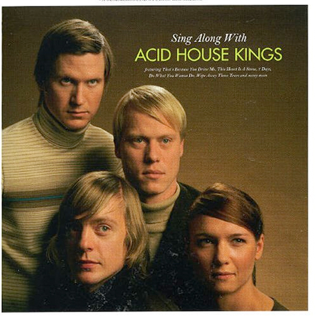 Acid House Kings Announce Vinyl Reissues, Expanded Digital Editions