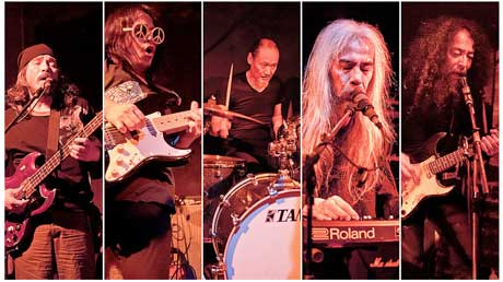 Acid Mothers Temple Return for North American Tour, Play Vancouver, Toronto, Montreal