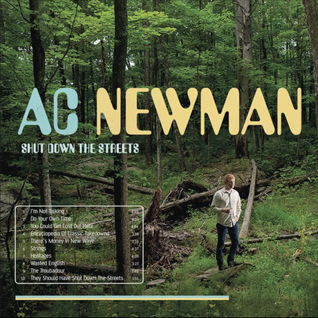 A.C. Newman Reveals Album Title, Shares First Single