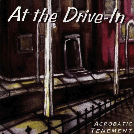 At the Drive-In Announce Reissues of 'Acrobatic Tenement,' 'Relationship of Command'