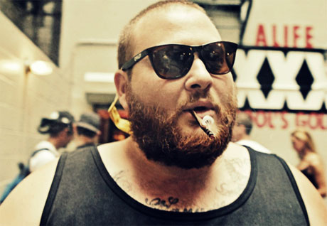 Action Bronson Scraps with Security in Portland After Lighting Up Onstage