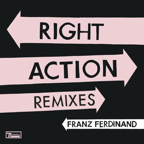 "Franz Ferdinand ""Right Thoughts (Liv Spencer Rework)"""
