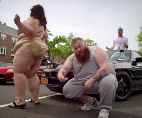 "Action Bronson ""Strictly 4 My Jeeps"" (video)"
