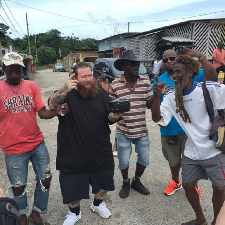 "Action Bronson ""Mr. 2 Face"" (ft. Jah Tiger & Meyhem Lauren)"