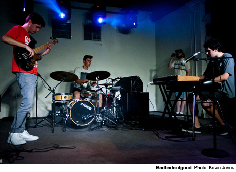 Badbadnotgood The Hoxton, Toronto ON June 14